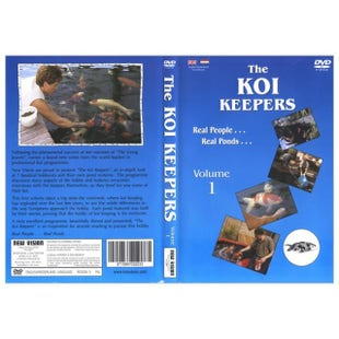 The Koi Keepers - Volume One