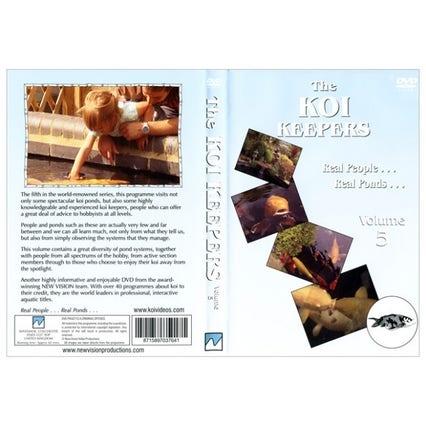 The Koi Keepers - Volume Five