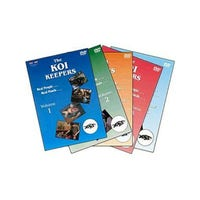 The Koi Keepers - The Complete Collection - All Five DVDs