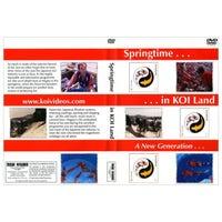 Springtime in Koi Land