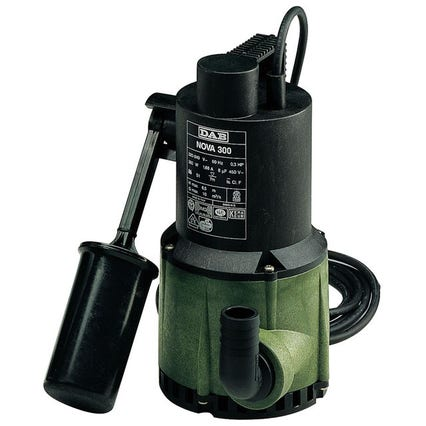 Dab Nova 300A Submersible Pump 2860 gph (With Floater)