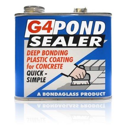 G4 Pond Sealer Black