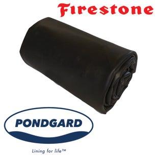 Firestone Pond Liner 12 Ft. Width