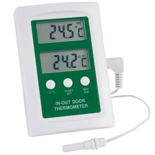 Digital in/out Thermometer