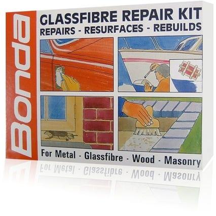 Bonda Glass Fibre Repair Kit