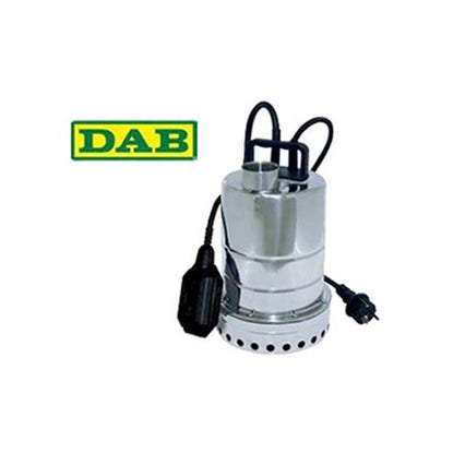 Dab Drenag 300A Stainless Steel Submersible Pump 1980 gph (With Floater)