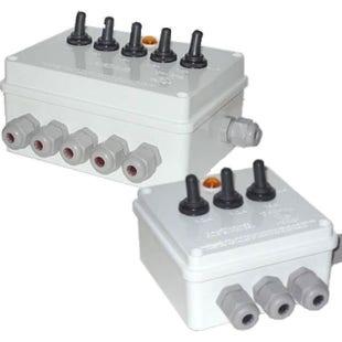 3 Way Multi Switch Box