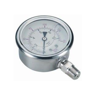 Reverse Osmosis Water Pressure Gauge