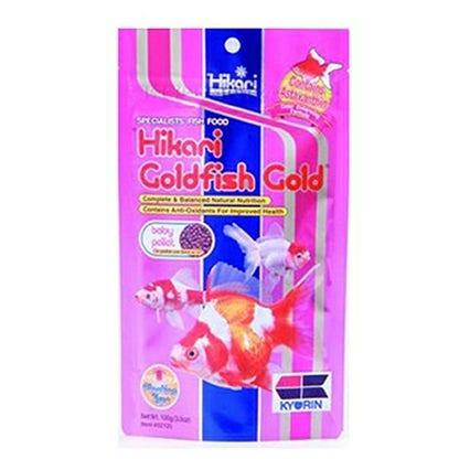 Hikari Goldfish Gold 100 gsm Baby Pellet