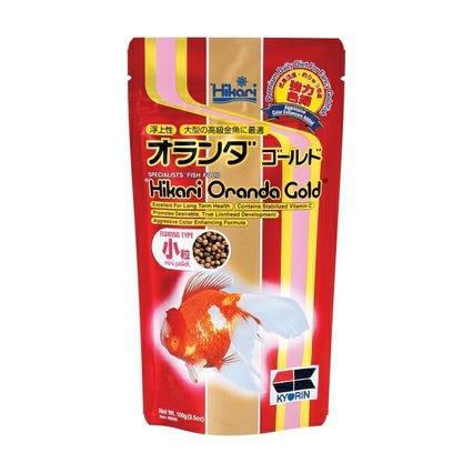 Hikari Goldfish Oranda Gold