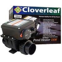 Cloverleaf Pond Heater