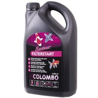 Colombo Bactuur Filterstart