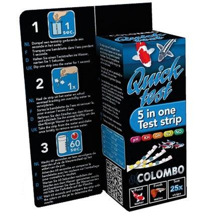 Colombo Quick Test Pond Kit