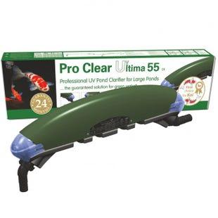 TMC Pro Clear Ultima 55 watt UV