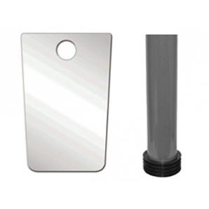 Nexus Cleaning Pipe and Inlet Slide Plate