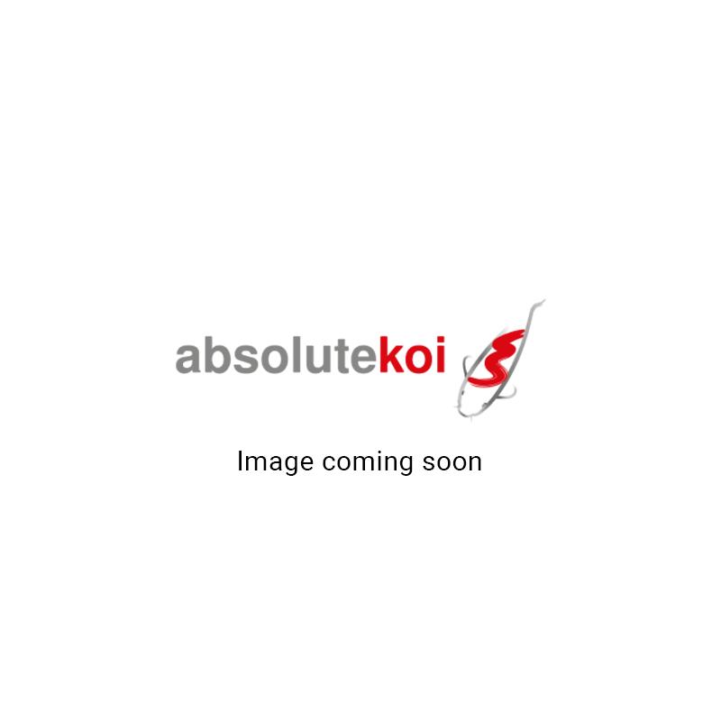 Japanese Granite Rokkaku Yukimi Lanterns Height 80 cm x Lid Dia 60 cm