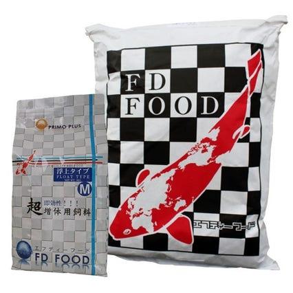 FD Koi Food Primo Plus (Super Build Up)