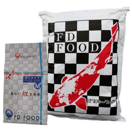 FD Koi Food Colour Up