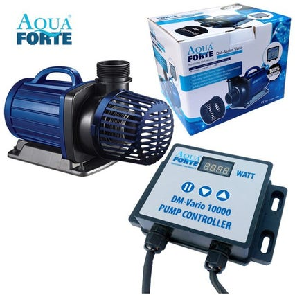 Aquaforte DM Vario S Pond Pump