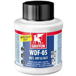 Griffon WDF-05 Wet & Dry Fast Curing Cement 250 ml