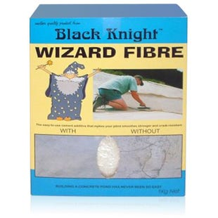 Wizard Fibre for Concrete