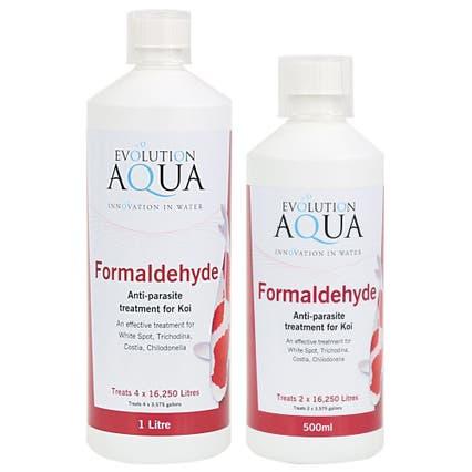 Evolution Aqua Formaldehyde