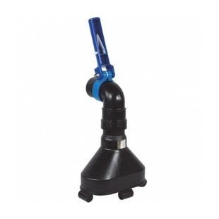 AquaForte Vacuum Cleaner XL Pond Vacuum Cleaner Oval Gravel Substrate Head
