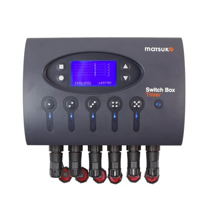 Matsuko Switch Box Timer Quick Connection