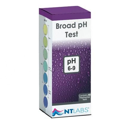 NT Labs Broad pH 6-9 Test Kit