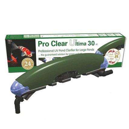 TMC Pro Clear Ultima 30 watt UV