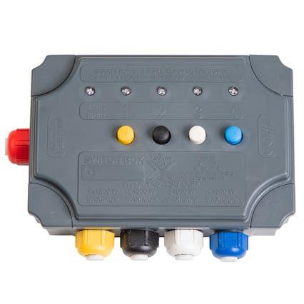 Kockney Koi Yamitsu 4 Way Switch Box